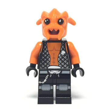 LEGO Minifigure-Space Police 3 Alien - Kranxx-Space / Space Police III-SP093-Creative Brick Builders