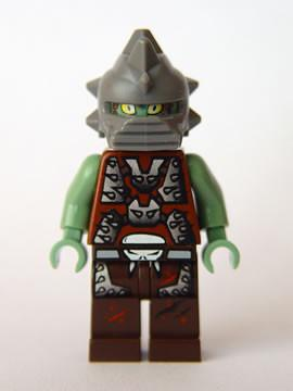 LEGO Minifigure-Space Police 3 Alien - Slizer-Space / Space Police III-SP102-Creative Brick Builders