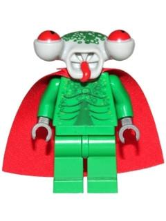 LEGO Minifigure-Space Police 3 Alien - Squidman-Space / Space Police III-SP092-Creative Brick Builders