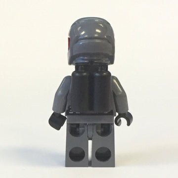 Space Police 3 Officer 13 - Airtanks (5985)