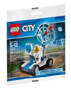 LEGO Set-Space Utility Vehicle (Polybag)-Town / City / Space Port-30315-1-Creative Brick Builders