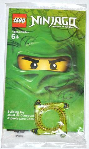 LEGO Set-Spinner Ring (Polybag)-Ninjago-4659612-1-Creative Brick Builders
