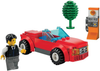 LEGO Set-Sports Car-Town / City / Traffic-8402-1-Creative Brick Builders
