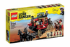 LEGO Set-Stagecoach Escape-The Lone Ranger-79108-1-Creative Brick Builders
