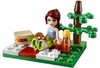 LEGO Set-Summer Picnic (Polybag)-Friends-30108-1-Creative Brick Builders