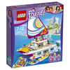LEGO Set-Sunshine Catamaran-Friends-41317-1-Creative Brick Builders