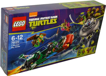 LEGO Set-T-Rawket Sky Strike-Teenage Mutant Ninja Turtles-79120-1-Creative Brick Builders