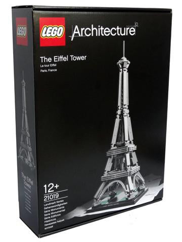 LEGO Set-The Eiffel Tower-Architecture-21019-1-Creative Brick Builders