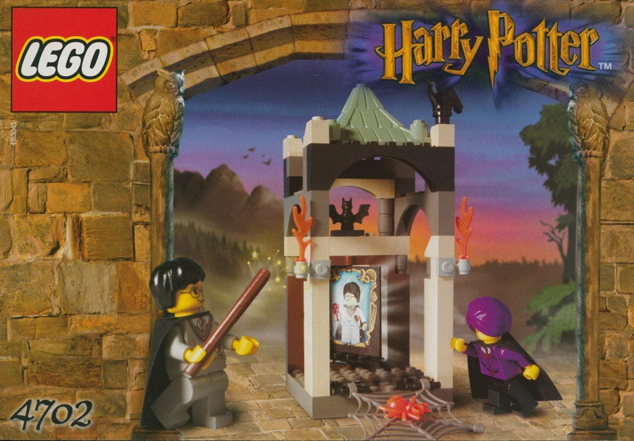 LEGO Set-The Final Challenge-Harry Potter / Sorcerer's Stone-4702-1-Creative Brick Builders
