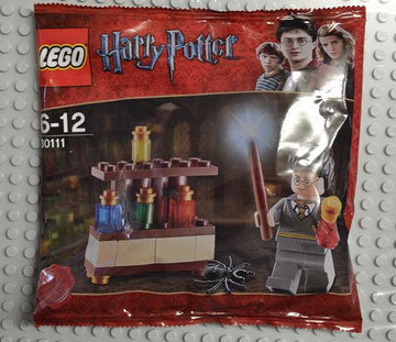 LEGO Set-The Lab-Harry Potter-30111-1-Creative Brick Builders