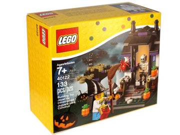 LEGO Set-Trick or Treat-Holiday / Halloween-40122-1-Creative Brick Builders