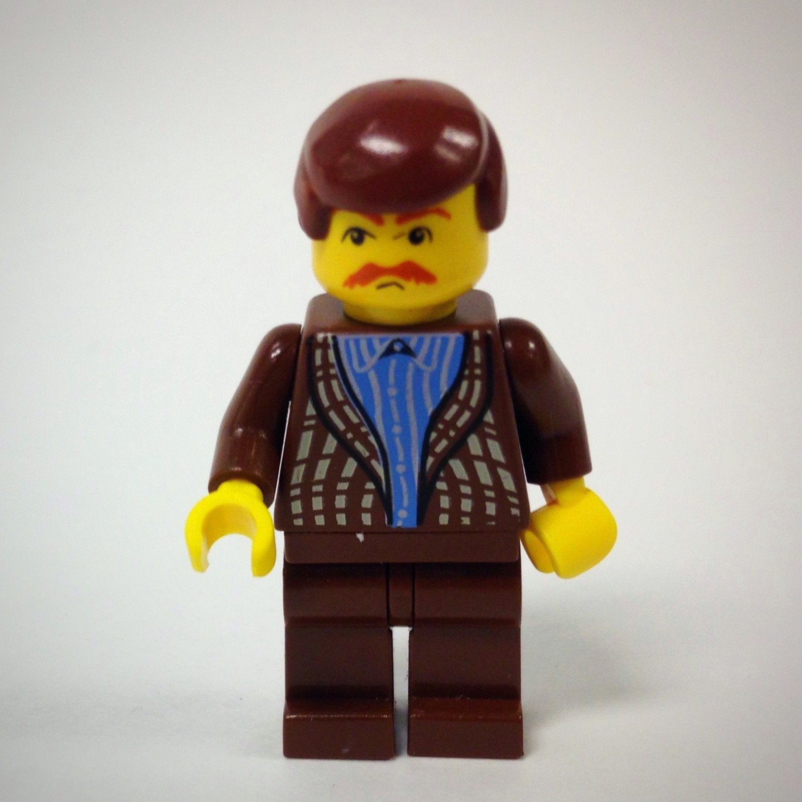 LEGO  Minifig hp023 Uncle Vernon Dursley