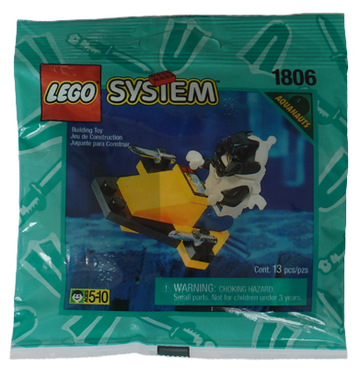 Underwater Scooter (Polybag)