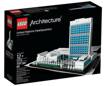 LEGO Set-United Nations Headquarters-Architecture-21018-1-Creative Brick Builders