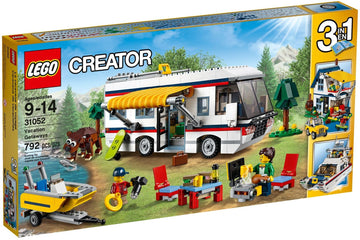 LEGO Set-Vacation Getaways-Creator / Model-31052-1-Creative Brick Builders