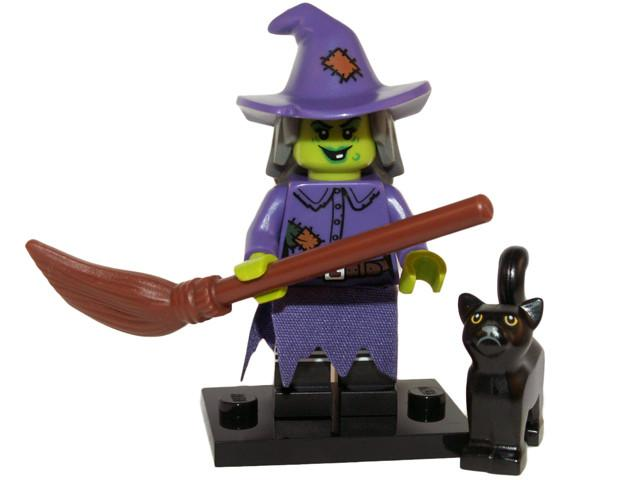 Lego Series 14 Wacky Witch Collectable Minifigure Series