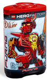LEGO Set-William Furno-Hero Factory / Heroes-7167-1-Creative Brick Builders