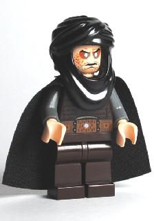 LEGO Minifigure-Zolm - Hassansin Leader-Prince of Persia-POP012-Creative Brick Builders