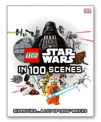 LEGO Star Wars in 100 Scenes