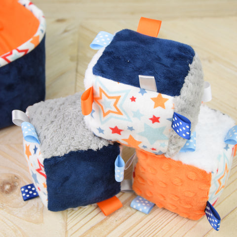 Soft Baby Blocks