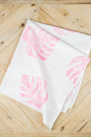 Palm Painted Towel