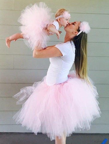Adult/Toddler/Infant Tutu Costumes