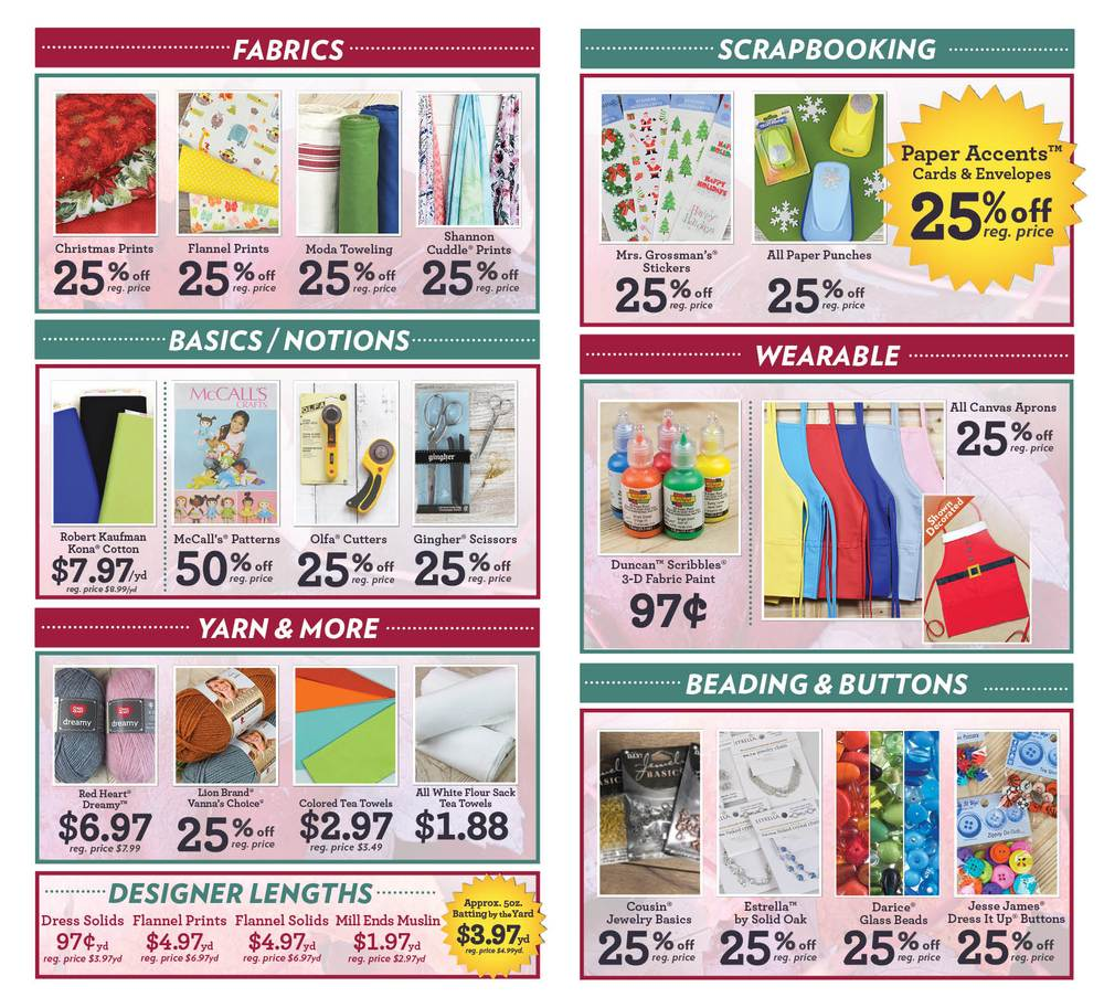 Beverly fabrics coupons