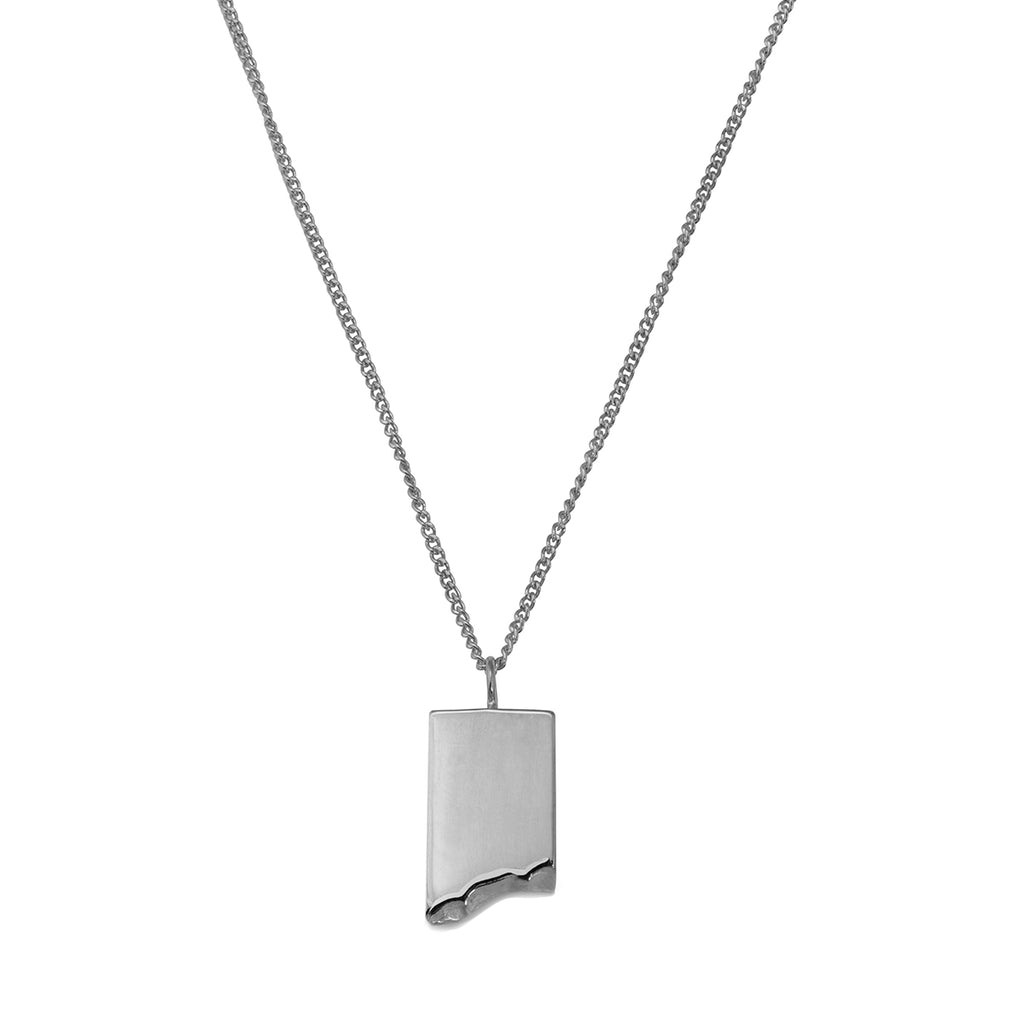 Rectangular bite silver