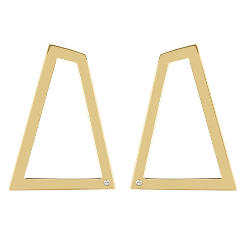 Rocker earrings - Wide GL