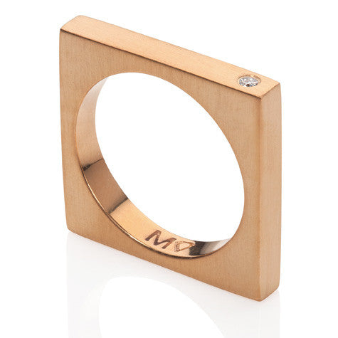 Thin Square ring GL