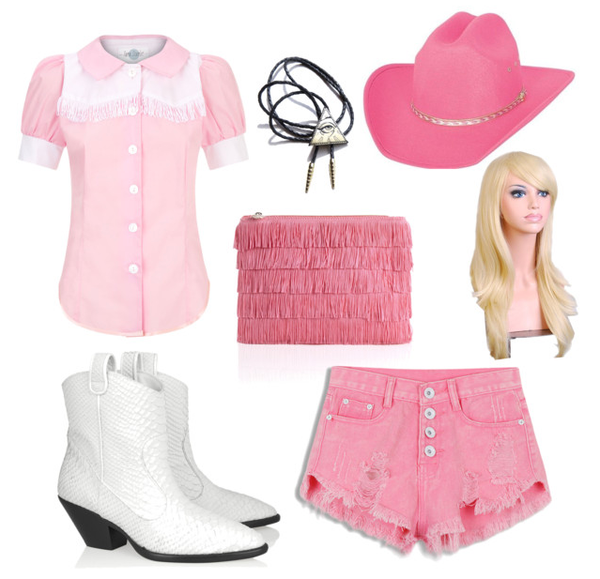 Dolly Parton Pink Cowgirl