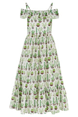 The Brigitte Dress - Tara's Terrarium