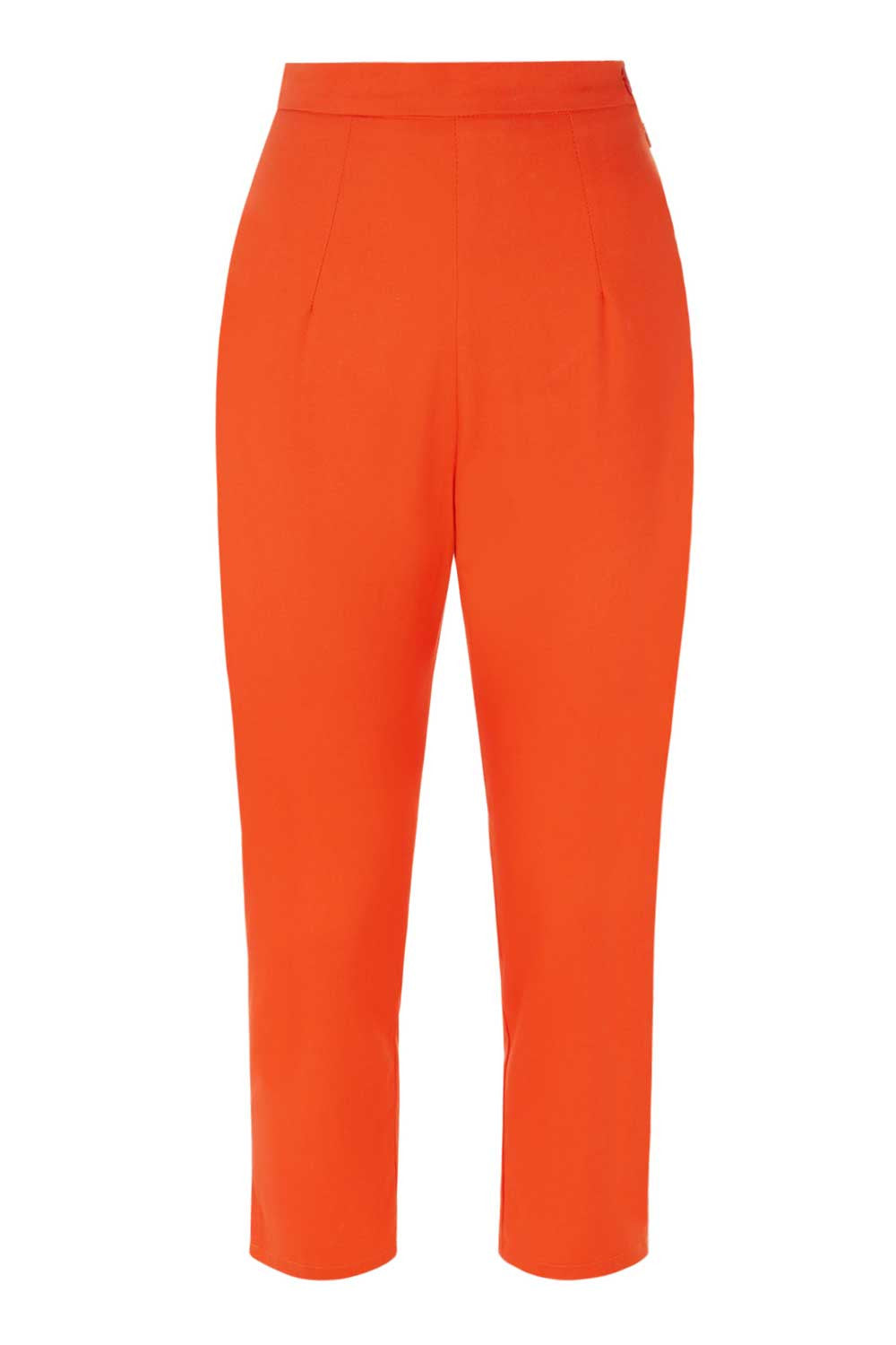 The Cigarette Trousers - Orange