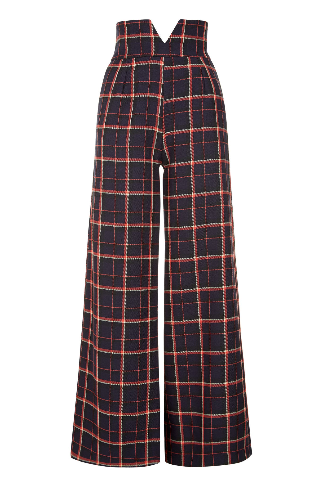The Victory Trousers - Tartan