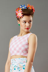 The Dolly Top - Pink