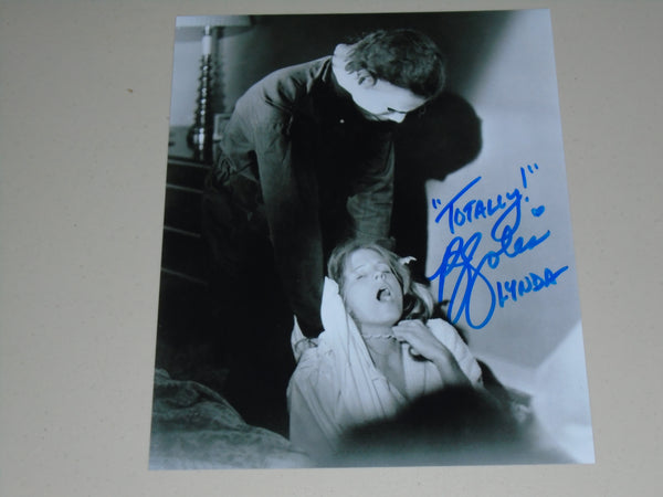 PJ SOLES Signed HALLOWEEN 8x10 Photo Lynda Autograph HORROR COA D