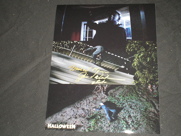 JIM WINBURN Signed 8x10 Photo Michael Myers 1978 HALLOWEEN Autograph K - HorrorAutographs.com
