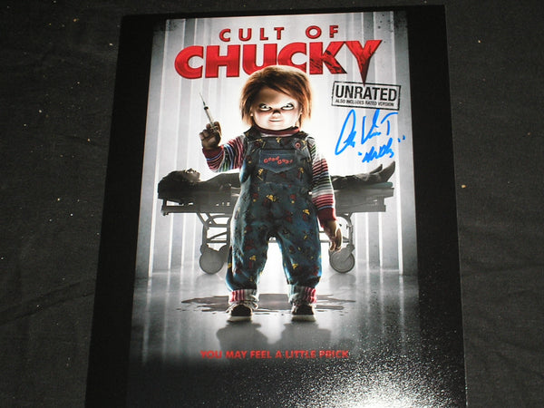 ALEX VINCENT Signed 8x10 Photo Autograph Child's Play Chucky J
