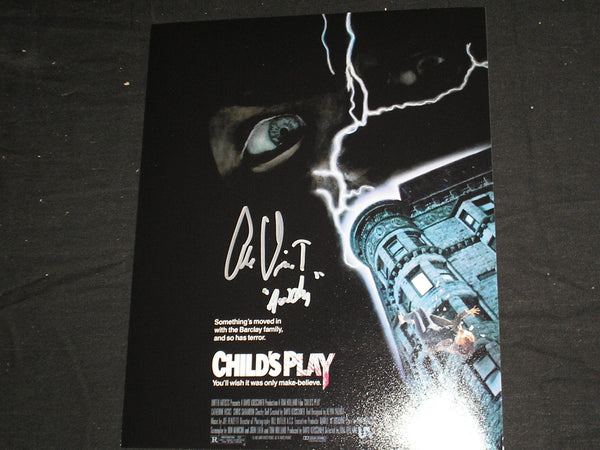 ALEX VINCENT Signed 8x10 Photo Autograph Child's Play Chucky N - HorrorAutographs.com