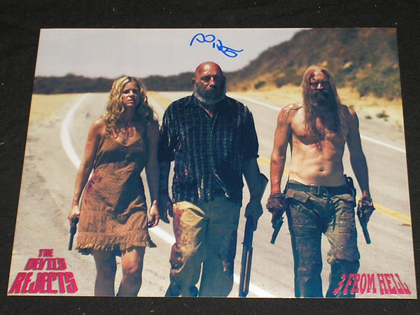 SID HAIG Signed Captain Spaulding 8x10 PHOTO 3 FROM HELL BAS BECKETT COA D - HorrorAutographs.com