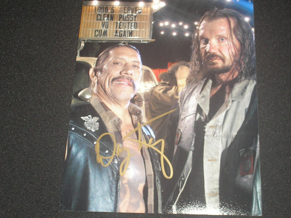DANNY TREJO Signed Rondo in The Devil's Rejects 8x10 Photo Autograph w/ DDP A - HorrorAutographs.com