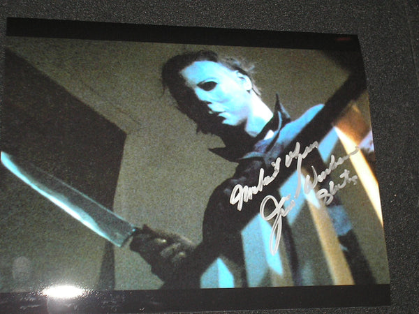 JIM WINBURN Signed 8x10 Photo Michael Myers 1978 Halloween Autograph G