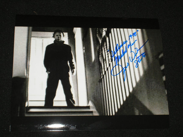 JIM WINBURN Signed 8x10 Photo Michael Myers 1978 Halloween Autograph C - HorrorAutographs.com
