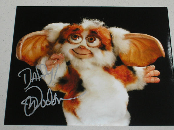 MARK DODSON Signed The GREMLINS 8x10 Photo Autograph B - HorrorAutographs.com