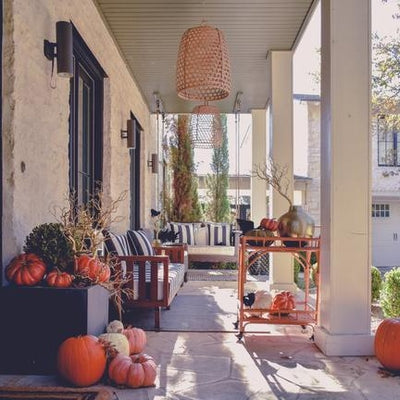 Fall Decor - From Halloween to Thanksgiving