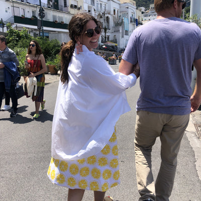 Amalfi Adventures: Part 1