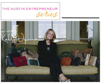 Austin Entrepreneur Series: Kelly Wynne