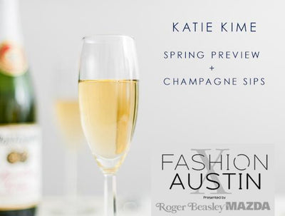 Spring Preview + Champagne Sips