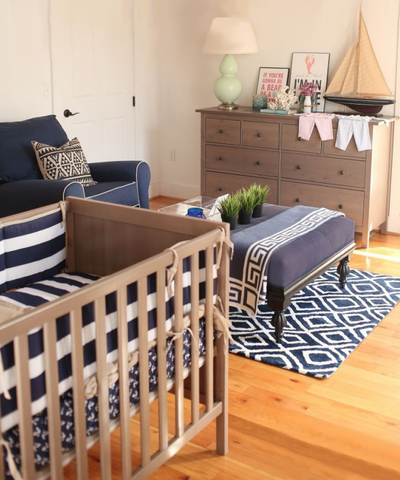 A KK/Nautical Nursery