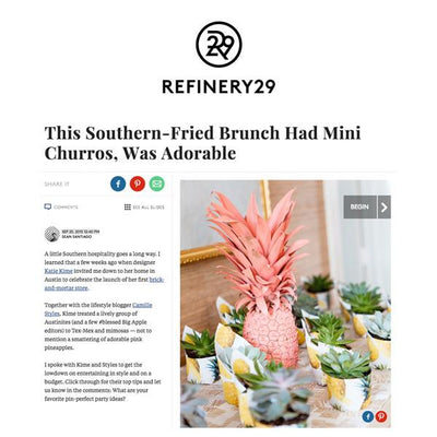 Refinery29: South Brunch